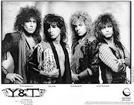 Y&amp;T Promo Print