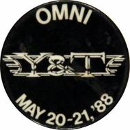 Y&amp;T Vintage Pin