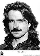 Yanni Promo Print