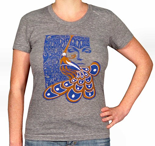 Yardbirds Women's Retro T-Shirt