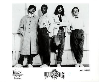 Yellowjackets Promo Print