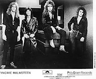 Yngwie J. Malmsteen Promo Print