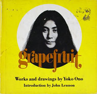 Yoko Ono Book