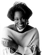 Yolanda Adams Vintage Print