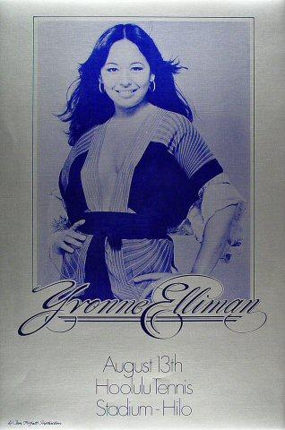 Yvonne EllimanPoster