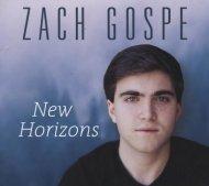 Zach Gospe CD