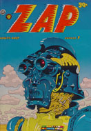 Zap Comix Issue 7 Magazine