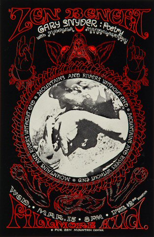 Zen Benefit Poster