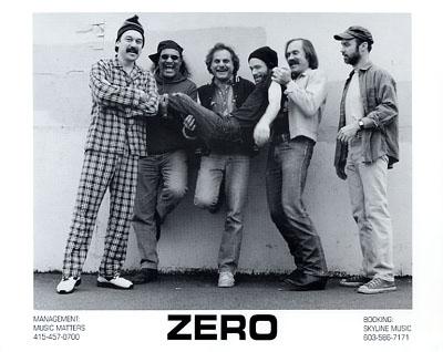 Zero Promo Print