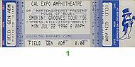 Ziggy Marley &amp; the Melody Makers 1990s Ticket