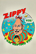 Zippy Postcard