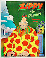 Zippy Poster