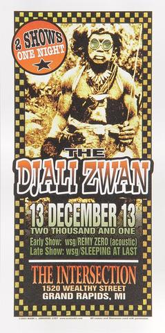 Zwan Handbill
