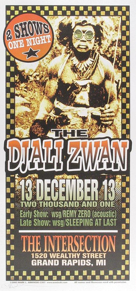 Zwan Poster