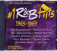 #1 R&B Hits: 1965-1969 CD