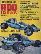 1001 Custom and Rod Ideas Magazine