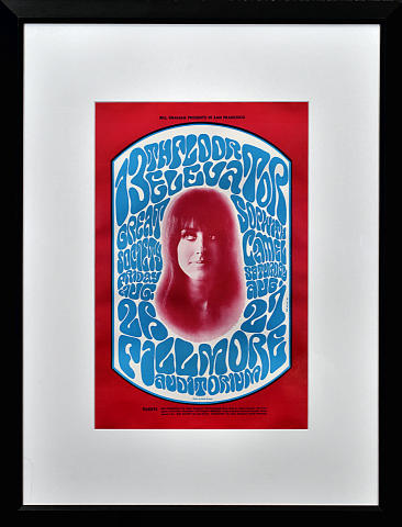 13th Floor Elevators Framed Poster