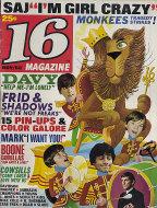 16 Nov 1,1968 Magazine