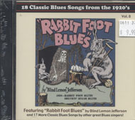 18 Classic Blues Songs from the 1920's, Volume 8 CD