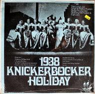 """1938 Knickerbocker Holiday Vinyl 12"""" (New)"""