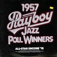"1957 Playboy Jazz Poll Winners: All Star Encore '78 Vinyl 12"" (Used)"