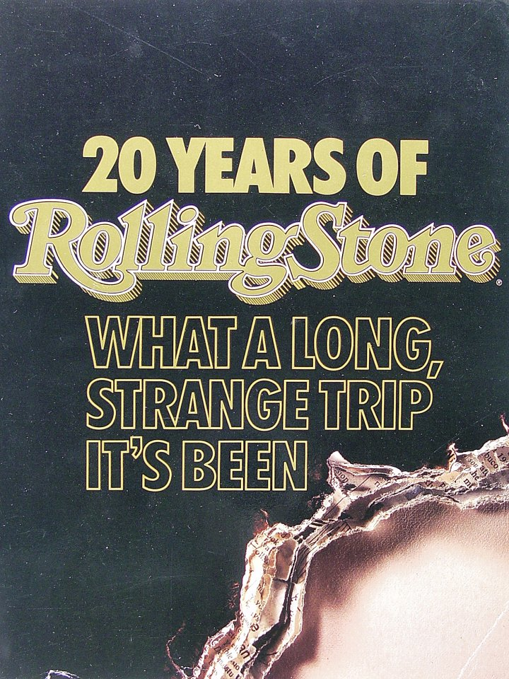 20 Years of Rolling Stone, What a Long, Strange Trip It's Been