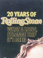 20 Years of Rolling Stone, What a Long, Strange Trip It's Been Book