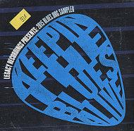 2015 Blues Sampler: Keepin The Blues Alive CD