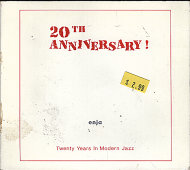 20th Anniversary! Twenty Years In Modern Jazz CD