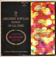 "21 Of The Greatest Popular Songs Of All Time Vinyl 12"" (Used)"