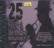 25 Blues Masters Vol. 3 CD