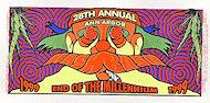 28th Annual Hash Bash Handbill