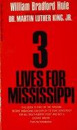3 Lives For Mississippi Book