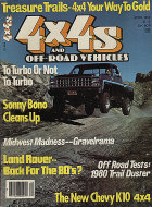 4x4s and Off-Road Vehicles Vol. 5 No. 4 Magazine