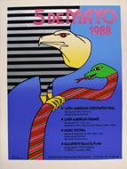 5 de May Poster