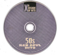 50s R&B Soul Hits CD