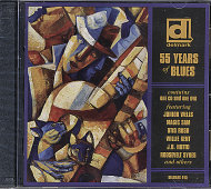 55 Years Of Blues CD