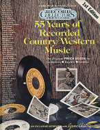 55 Years of Recorded Country / Western Music Book