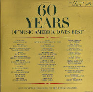 "60 Years of (Music America Loves Best) Volume I Vinyl 12"" (Used)"