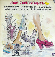 """7th Ave. Stompers Vinyl 12"""" (Used)"""