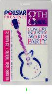 8th Annual Concert Industry Awards Party Laminate