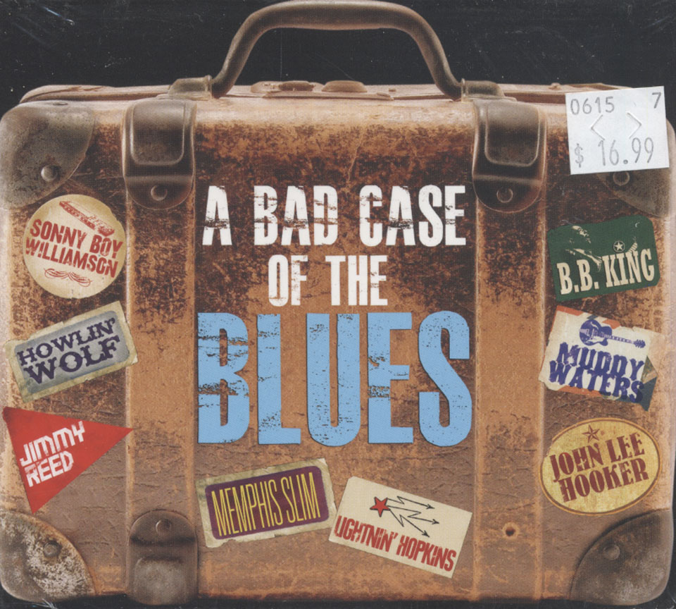 A Bad Case Of The Blues CD