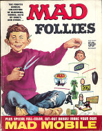 A Collection of Mad Follies 4th Edition Magazine