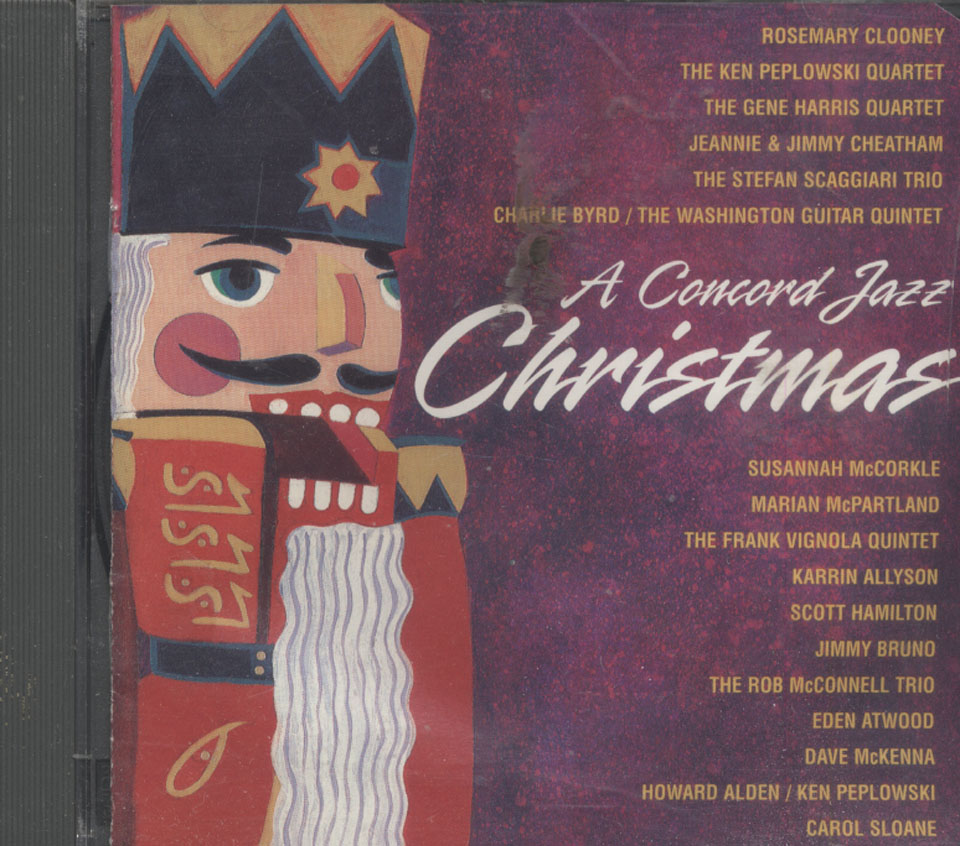 A Concord Jazz Christmas CD