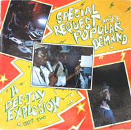 "A Dee-Jay Explosion Part Two Vinyl 12"" (Used)"