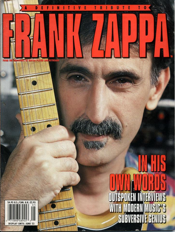 A Definitive Tribute To Frank Zappa