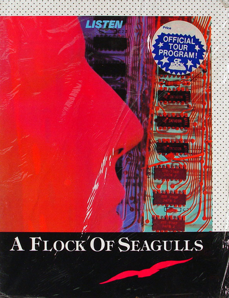 A Flock of Seagulls Program