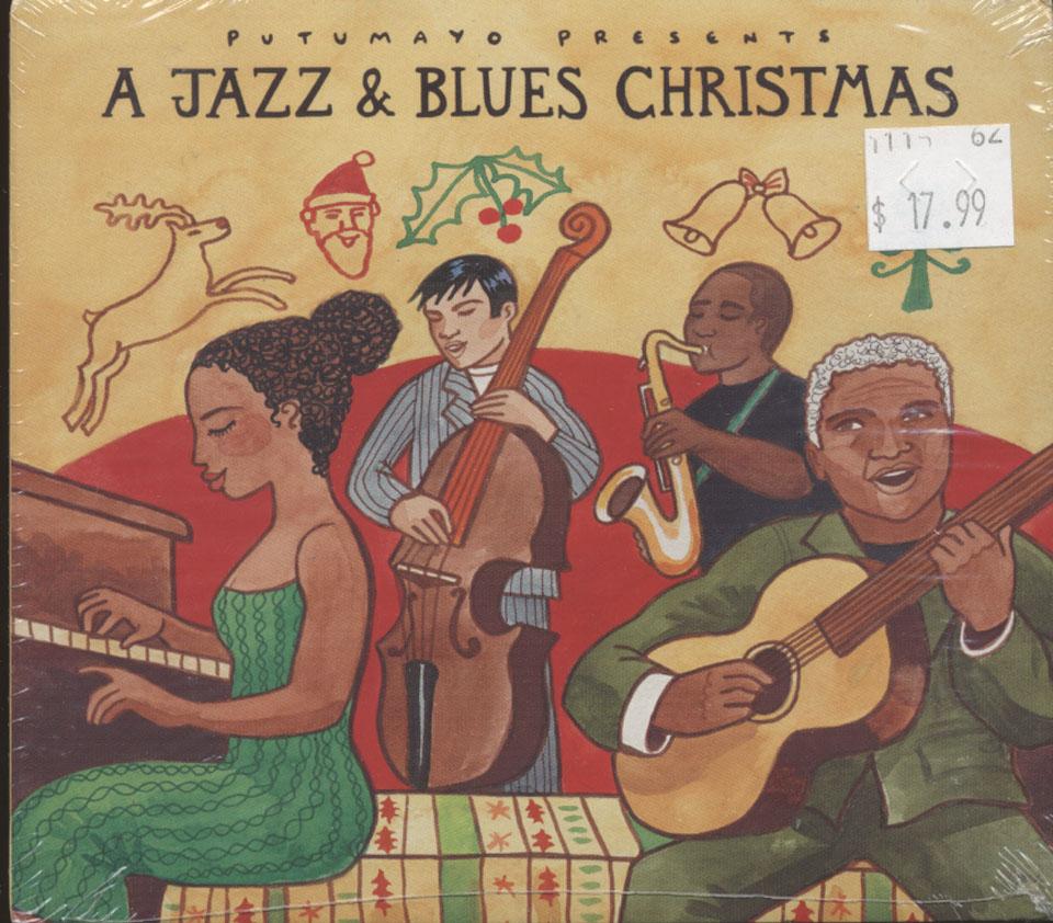 A Jazz & Blues Christmas CD