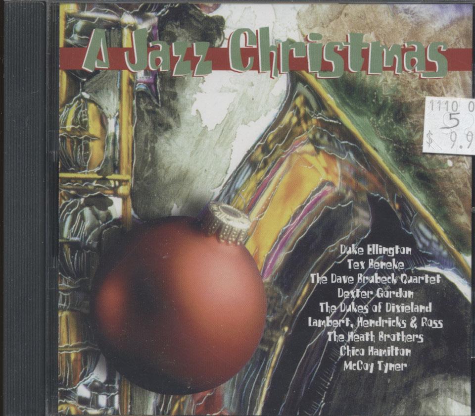A Jazz Christmas CD