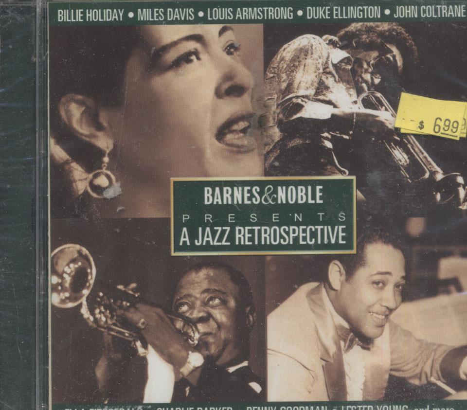 A Jazz Retrospective CD